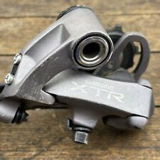 Shimano XTR Rear Derailleur RD-M952 Long Cage Alloy Pulley Mountain Bike 9 Speed