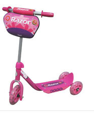 Razor 3 Wheel Scooter (jR) Pink