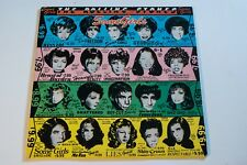 Rolling Stones Some Girls Vinyl LP Rare True Banned Sleeve Lucy / Marilyn 1978