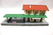 Markenlose Gebäude, Tunnel & Brücken für Modellbahnen der Spur H0