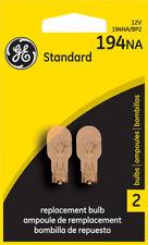 Side Marker Light Bulb-Standard Lamp Twin Blister Pack GE Lighting 194NA/BP2