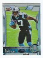 2015 Topps Mini Chrome Refractor RC #107 Devin Funchess Panthers