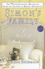 Simon's Family: A Novel of Mothers and Sons, Marianne Fredriksson, Good Book