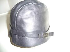 805393d5 Genuine GUCCI Bucket Hat Black Leather EX CONDITION and RARE