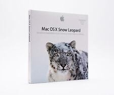 NEU Apple Mac OSX Snow Leopard 10.6. Vollversion 5 Benutzer/ OS X v10.6.3