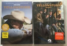 Yellowstone : The Complete Series Season 1 - 2 (DVD, 2019, 8-Disc Set) 1&2