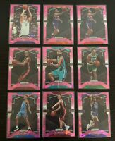 2019-20 *ALL Pink Ice* Prizm Rookie Card Lot - Herro, Poole, Bazley, Martin+