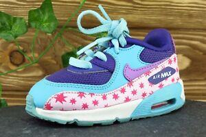 Nike Toddler Girls 6 Medium Purple Running Synthetic