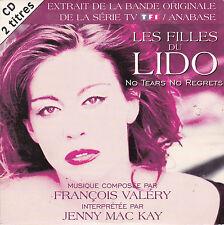 CD CARTONNE JENNY MAC KAY/FRANCOIS VALERY LES FILLES DU LIDO 1995 SERIE TV