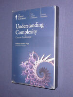 Teaching Co Great Courses  DVDs       UNDERSTANDING COMPLEXITY    newest release