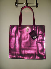 New w/ tags Authentic Juicy Couture Pink Tote Bag Handbag