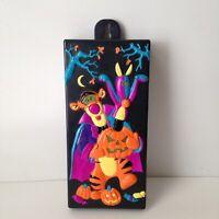 Disney Halloween Doorbell Tigger Winnie The Pooh Light Sound Spooky Laughing