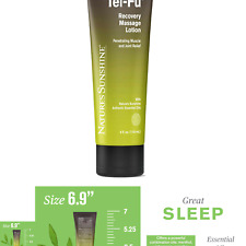 Tei-Fu Muscle Recovery Lotion by Nature's Sunshine, Natural Pain Relief Cream.