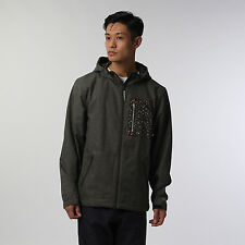 ADIDAS ORIGINALS ADVENTURE HOODED SHELL JACKET MEN'S HOODIE CARGO SIZE S M69354