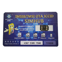 Perfect Unlock Sim Card for All Carrier iPhone X 8 8+ 7 7+ 6S+ 6+ IOS 11.2.6