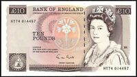 B354 GILL 1988 £10 BANKNOTE * HT74 014457 * UNC *