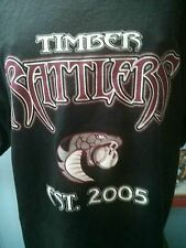 Wisconsin Timber Rattlers T-shirt Brewers MLB