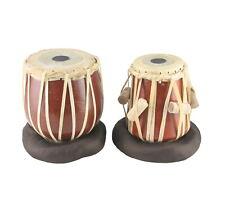 Children Tabla Drums Percussion Set - Small - Kids Tabla Set with BAG