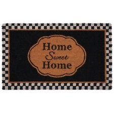 Printed Coir Door Mat 18x30   Sweet Home