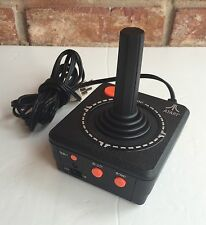Atari Controler TV GAMES, 2001 Joystick Buttons RCA Plugs Game(s)