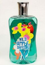 1 Bath & Body Works WILD APPLE DAFFODIL Shower Gel / Body Wash