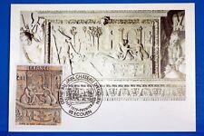 DIANE AU BAIN CHATEAU D ECOUEN    CPA Carte Postale Maximum Yt 2053 GF