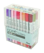 Copic I36B Ciao Markers Set B, 36-Piece with Tracking