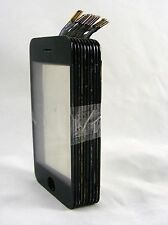 Menge (10) USED Apple iPhone 3G schwarz Touch Digitizer Screen A1241