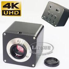 4K UHD HDMI 1080P@60fps FHD Industrial Microscope Digital Video Camera C mount S