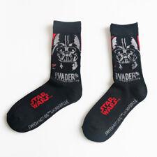 1 Pairs NEW Fashion Mens Cotton Socks Cartoon star wars Casual Dress Socks gifts