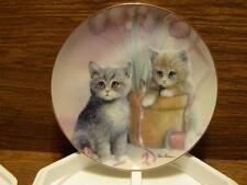 Playful Companions Danbury Mint Plate