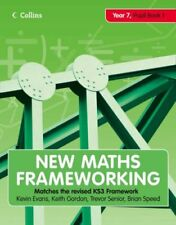 New Maths Frameworking - Year 7 Pupil Book 1 (Levels 3-4): Pupil (Levels 3-4) ,
