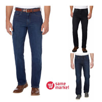 NEW!!! Urban Star Men's Relaxed Fit Straight Leg Stretch Jeans VARIETY!!!
