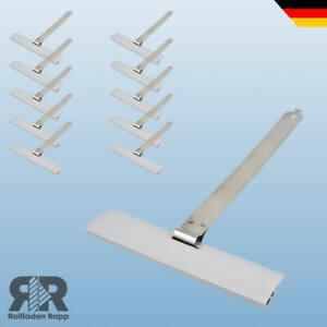 10x universal Aufhängefeder Abduckfeder  Abdruckdämmfeder Aufhängefeder Rolladen
