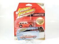 Johnny Lightning 1954 Nomad w/ Bonus Collectible Storage Tin 1:64 Diecast NEW