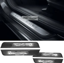 OEM Stainless Steel Side Door Sill Scuff Plate Guards For HYUNDAI Santa fe TM