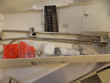 """Dornbracht 26.403.890.08 Platinum Tara Collection Handshower With 32"""" Slide Bar"""