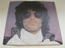 PRINCE When Doves Cry   Warner Brothers 1984 UK P/S 7""