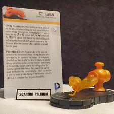 OPHIDIAN - 063 - Chase War of Light DC Heroclix #63 (Orange Lantern)