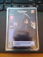 Star Wars Young Jedi TCG Menace of Darth Maul Darth Sidious Sith Master