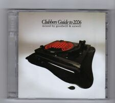 (HW723) Clubbers Guide to 2006, mixed by Goodwill & Axwell - 2006 double CD