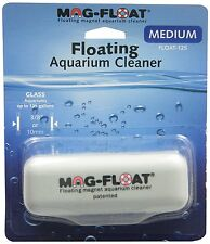 MAGFLOAT MAG FLOAT MEDIUM 125 GLASS AQUARIUM CLEANER. FREE SHIPPING TO THE USA