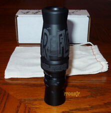 MOLT GEAR EX REFLEX ACRYLIC GOOSE CALL BLACK GHOST SCOTT THREINEN BAD GRAMMER!
