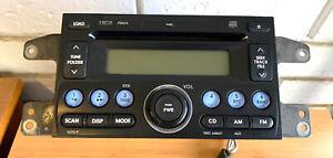 Mitsubishi Colt 2006 MP3/CD stereo