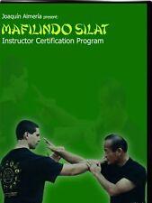 MAFILINDO SILAT CERTIFICATION  all PROGRAM nivel black belt  Joaquim Almeria