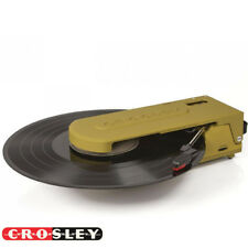 NEW Crosley CR6020A-GR Revolution USB Portable Turntable Record Player - Green