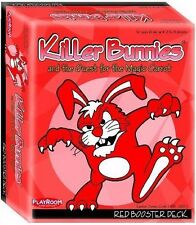Killer Bunnies and the Quest for the Magic Carrot - Red Booster