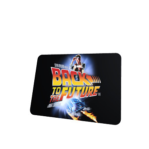 BACK TO THE FUTURE 1 MOUSE MAT