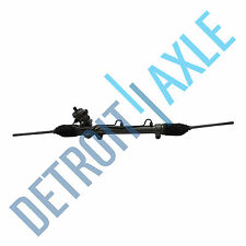 Complete Power Steering Rack and Pinion Assembly for Saturn SC SL - No Sensor