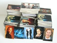 50 x The X-Files Trading Card Bundle ~ Dana Scully Gillian Anderson ~ Fox Mulder